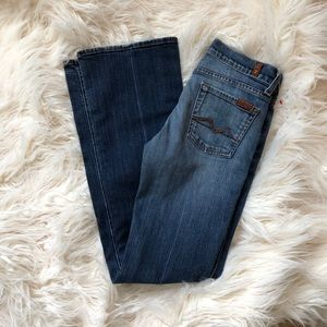 7 for all mankind women's  jeans